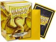 Dragon Shield - Yellow 100